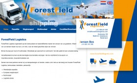 Website Forestfield Logistics