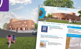Logo, huisstijl en website De Klinker Winschoten