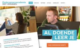 Website Ondernemersacademie