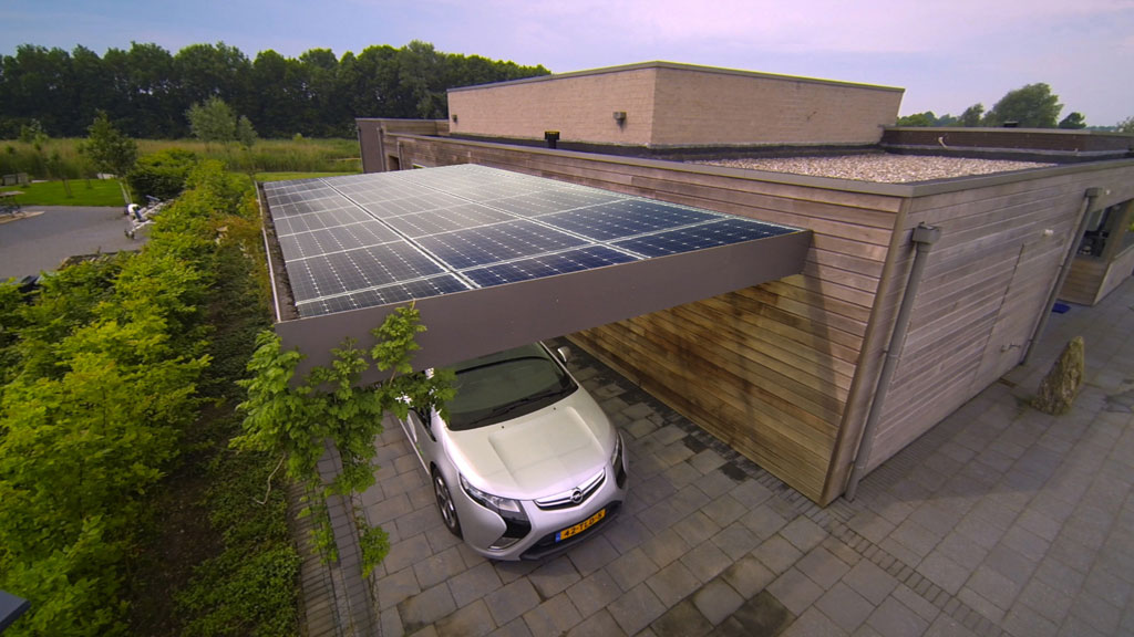 Zonnepanelen tv commercial