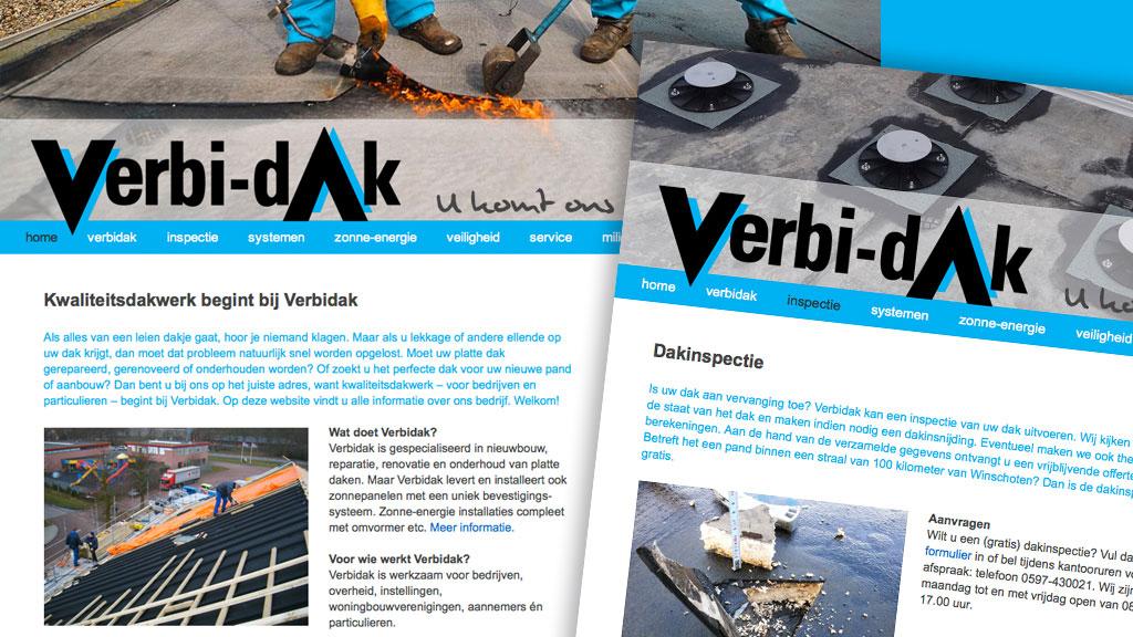 Website Verbidak Winschoten