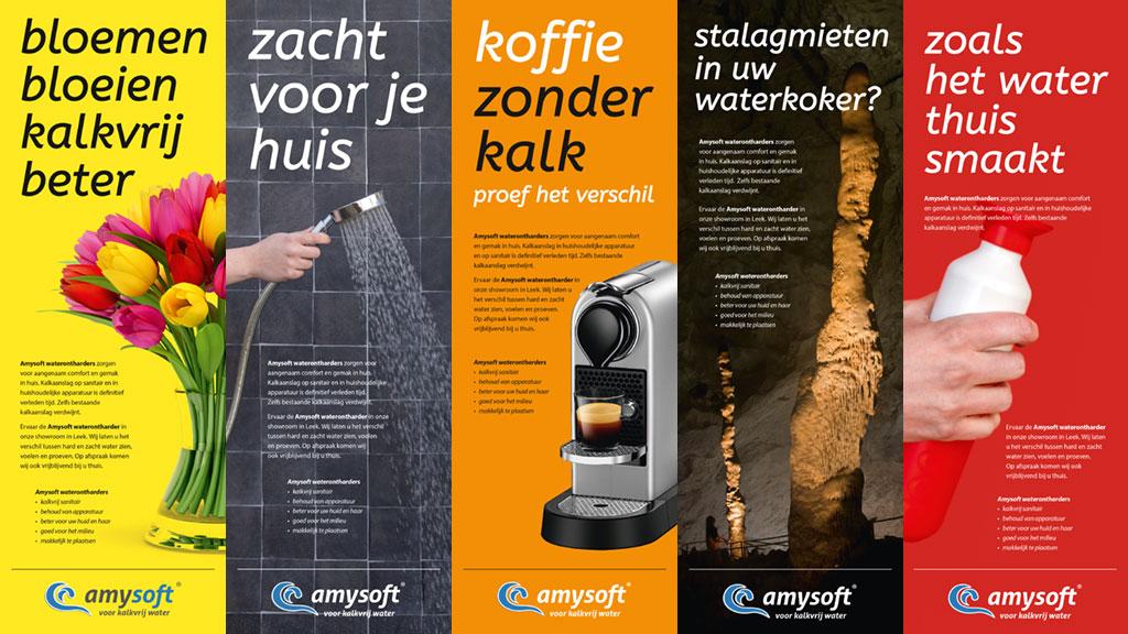 Advertentiecampagne 2020 Amysoft