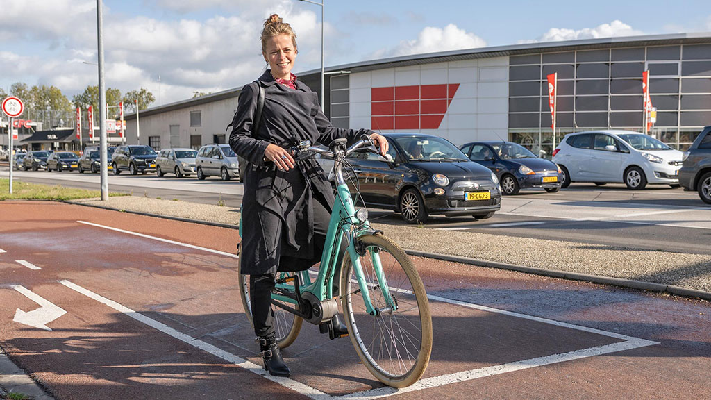 Webvideo's Leasefiets.nl