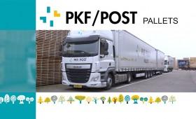 PKF/Post pallets bedrijfsfilm