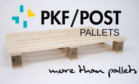 PKF/Post papierpallets video