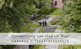 Radio- en tv-commercials voor Uitvaartzorg Van Stad tot Wad