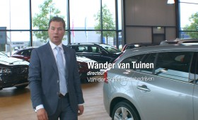 TV commercial Volvo Friesland