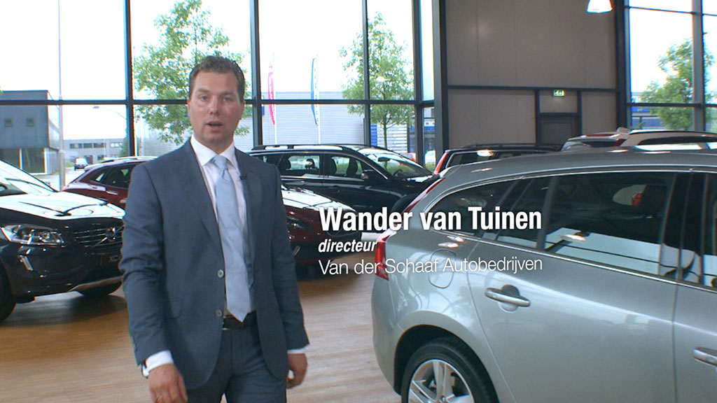 TV commercial Volvo Friesland