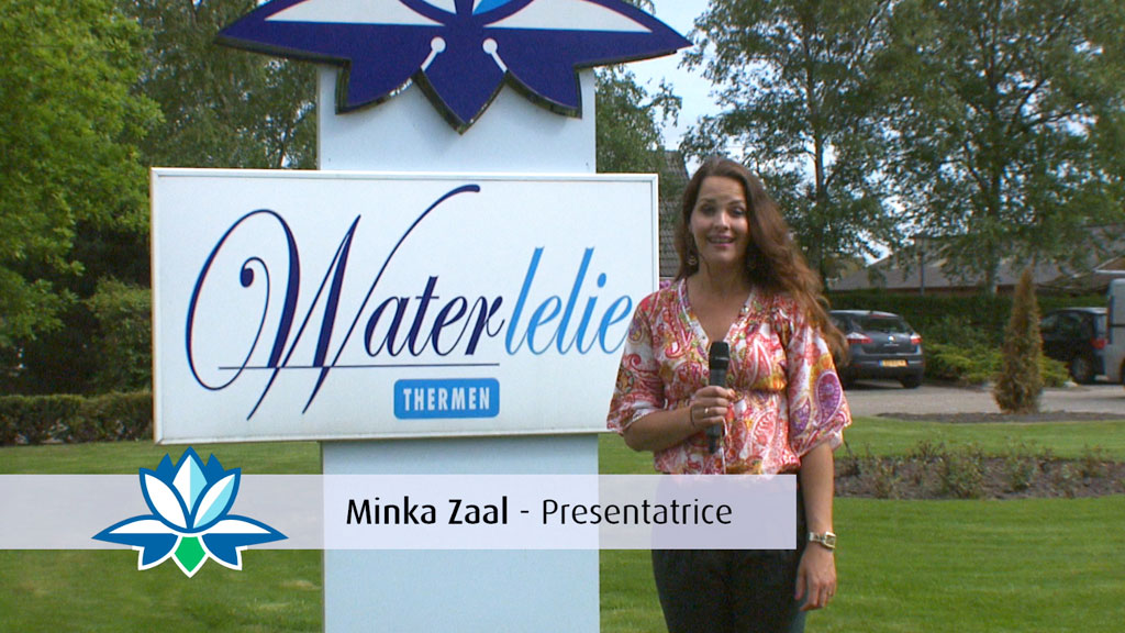 Thermen De Waterlelie infomercial TV Noord