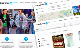 Winschoten24 website en logo
