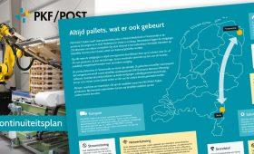Continuïteitsplan PKF/POST Pallets