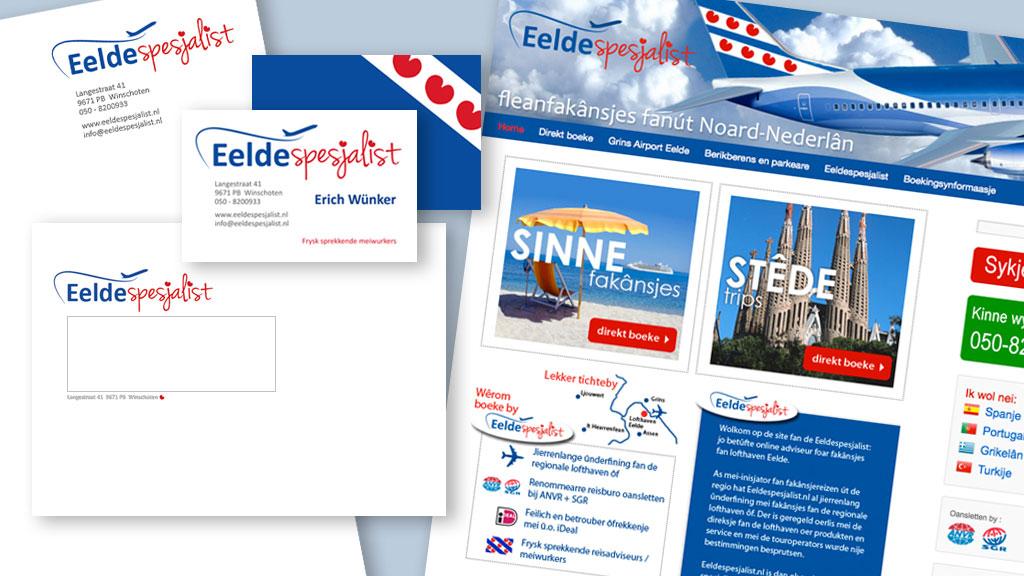 Website Eeldespesjalist Winschoten
