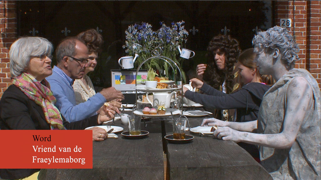 TV commercial Fraeylemaborg