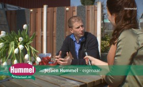 Hummel Tuintotaal infomercial TV Noord
