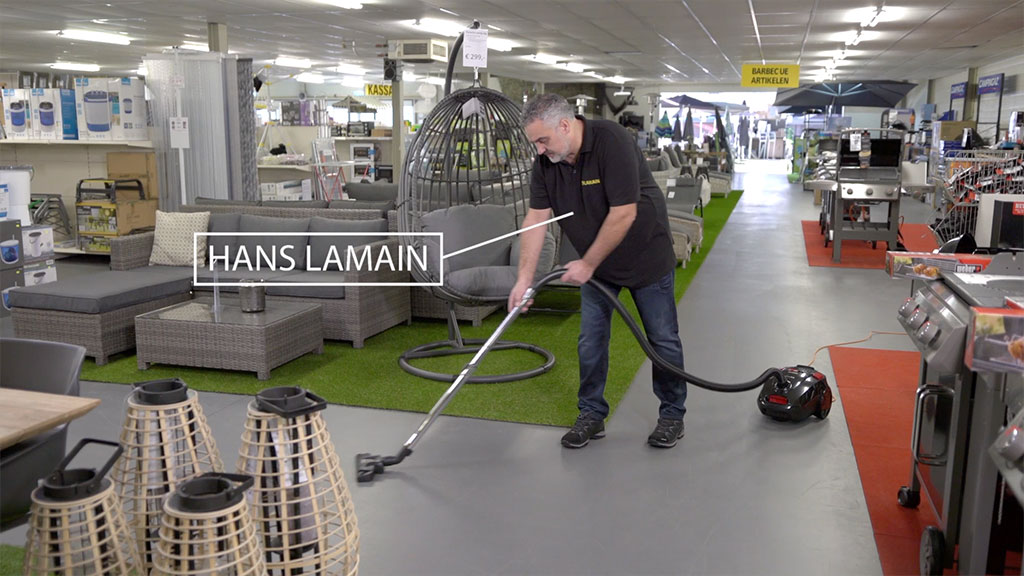 TV-commercial Lamain – Veendam