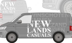 Autobelettering Newlands Casuals
