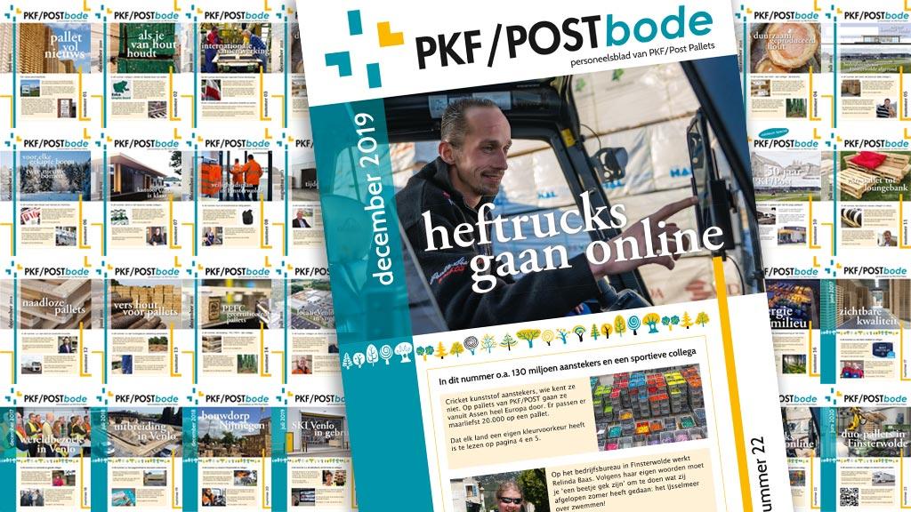 Personeelsblad PKF/POST Pallets