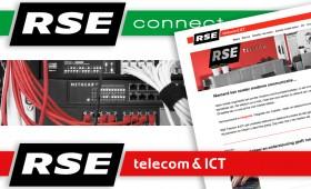Website RSE Telecom ICT Winschoten