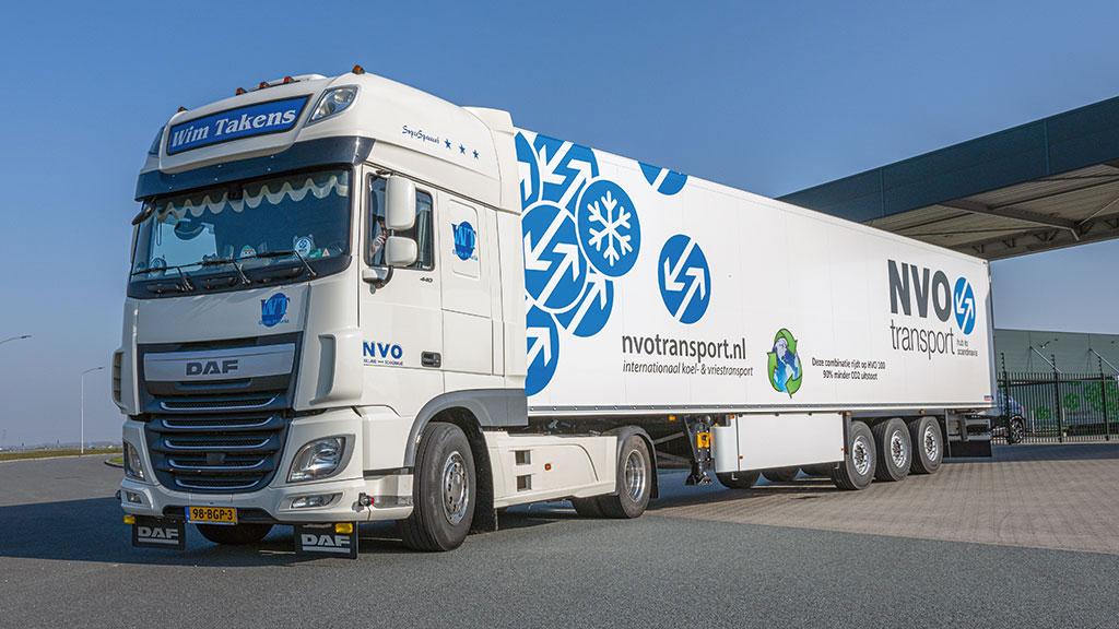 Ontwerp trailers NVO Transport