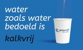 Nieuwe TV-commercials Amysoft waterontharders