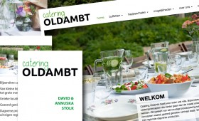 Catering Oldambt website