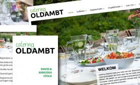 Catering Oldambt website
